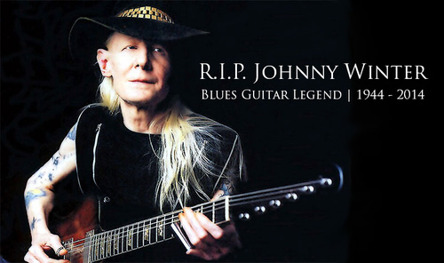 Johnny Winter RIP
